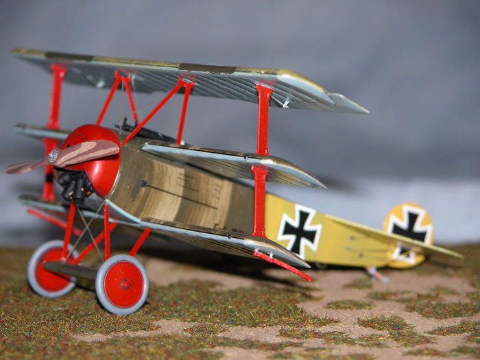 red baron war paint