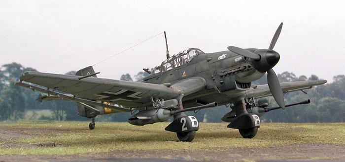 Ju 87 (航空機)の画像 p1_12