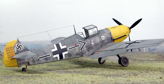 Bf 109E-7