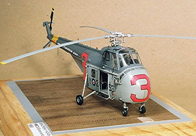 Elicottero S 55 : Sikorsky s helicopter