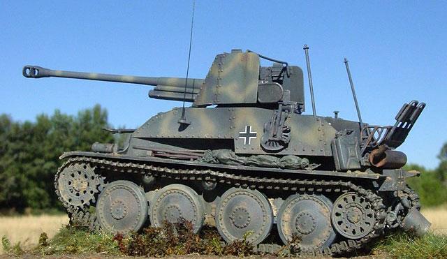 سلسة مدافع Marder النازية تاريخ طويل للنهاية Marderiiiir_0007