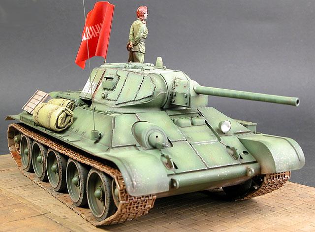 HOSHI Workshop 1//6 T-34 Set Proiettile