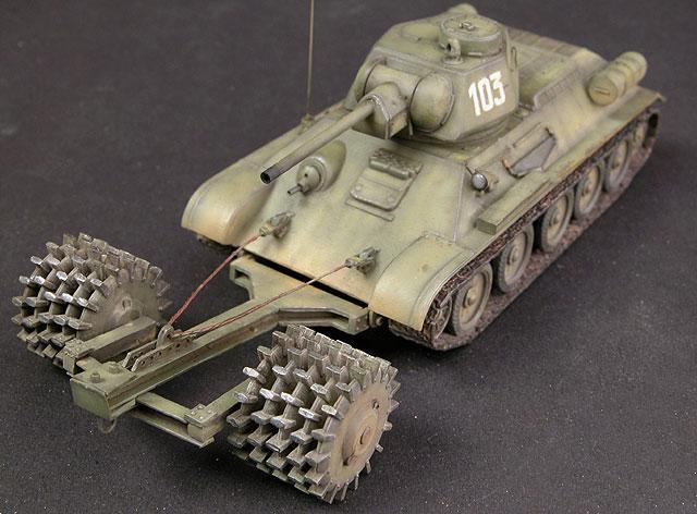 kit déminage PT34 pour char russes  T3476pt3cw_4