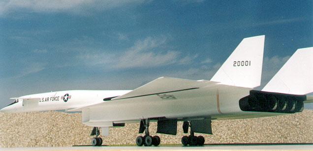 XB 70 (航空機)の画像 p1_3